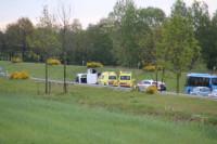 Gewonde bij ongeval op Centrale As (N356)
