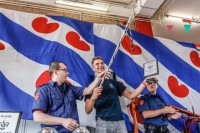Brandweer Zuidlaren winnaar 39e brandweerrally