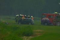 Zwaargewonde bij ongeval op Dongerawei N358