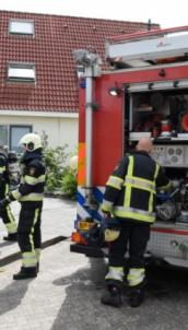 Keukenbrand blijkt mee te vallen(Video)