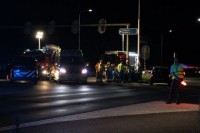 Verkeersongeval op Rijksstraatweg(N355) Ryptsjerk