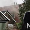 Veel rook in woning bij keukenbrand