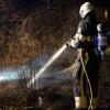 Brandweer wederom in actie voor buitenbrandje