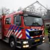 Schoorsteenbrand aan Spoarbourren Sûd (Video)