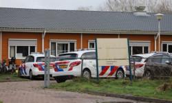 Aanhouding na incident met mes op AZC Burgum